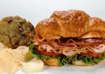 Club Sandwich Cookie